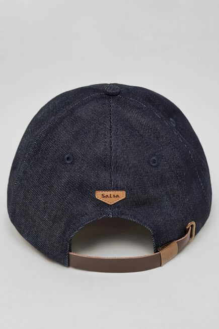 Salsa Jeans - Blue Denim branded cap
