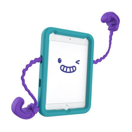 SPECK - Speck Case-E Aquamarine Teal/Berrybold Purple for iPad Mini 4-Inch