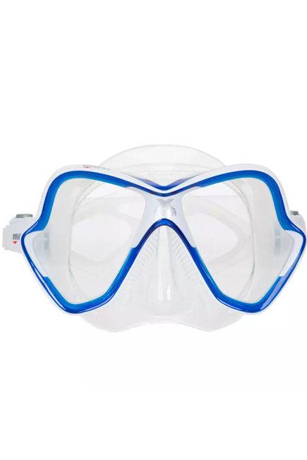MARES - Unique Size  X-Vision Diving Mask blue, Blue
