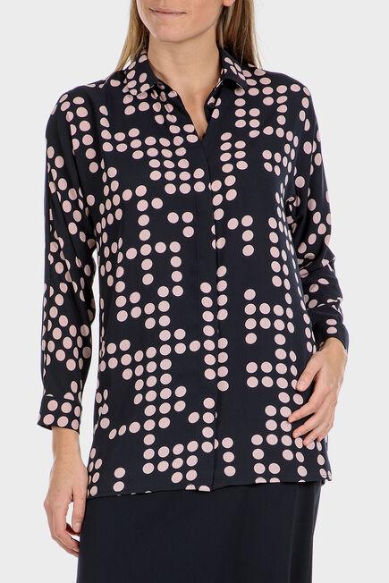 Punt Roma - Polka dot shirt