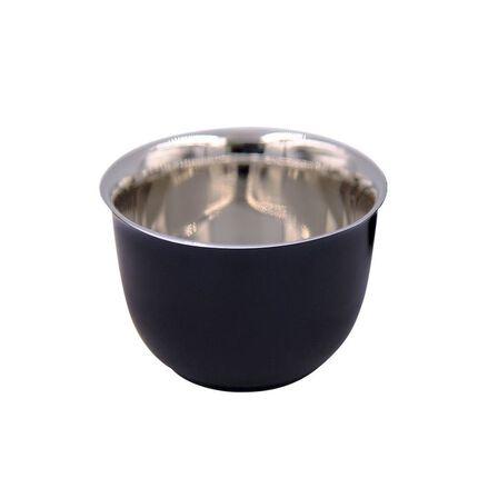 ROVATTI - Rovatti Pola Arabica Stainless Steel Cup Black Set of 680ml