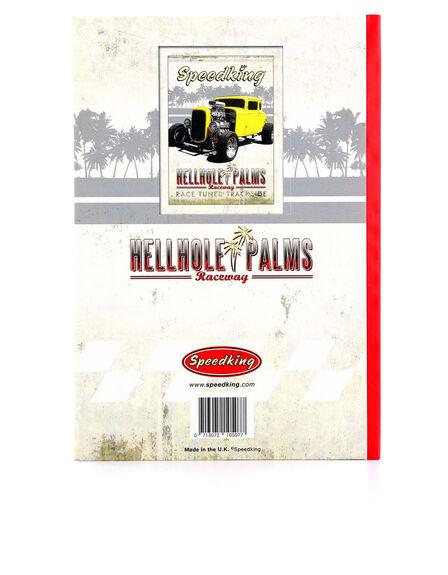 SPEEDKING - Speedking Yellow Rod A5 Notebook