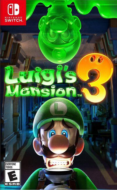 NINTENDO - Luigi's Mansion 3 [US] - Nintendo Switch