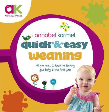 RANDOM HOUSE UK - Quick And Easy Weaning