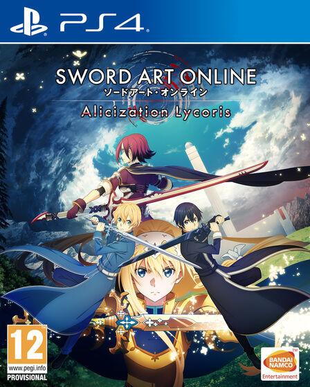 NAMCO BANDAI - Sword Art Online Alicization Lycoris - PS4