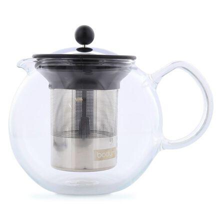 BODUM - Bodum Assam Tea Press with Stainless Steel Filter 1.1L