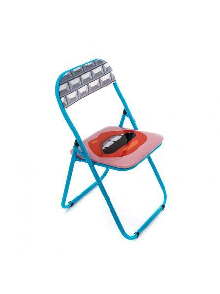 Seletti - Folding Chair Mouth