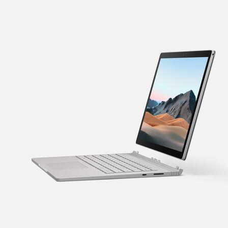 MICROSOFT - Microsoft Surface Book 3 All-in-One Business Laptop i7 1065G7/10th Gen/16GB/256GB SSD/NVIDIA GeForce GTX 1650 4GB/13.5 inch Display/Windows 10/Plat...