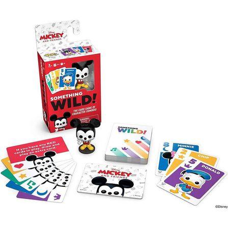 FUNKO TOYS - Funko Signature Games Something Wild Disney Mickey & Friends Card Game