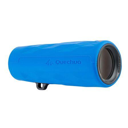 QUECHUA - Kids' Fixed Focus Hiking Monocular M100 X6 Magnification - Blue