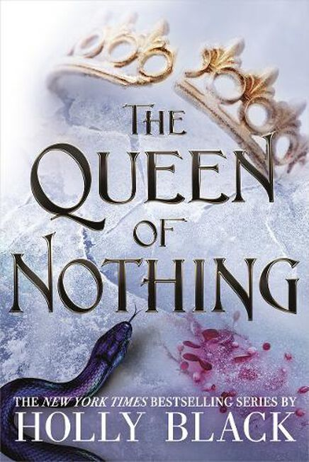 BONNIER - The Queen of Nothing (The Folk of the Air #3)