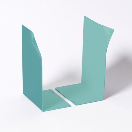 BLOCK - Block Page Book Ends Blue