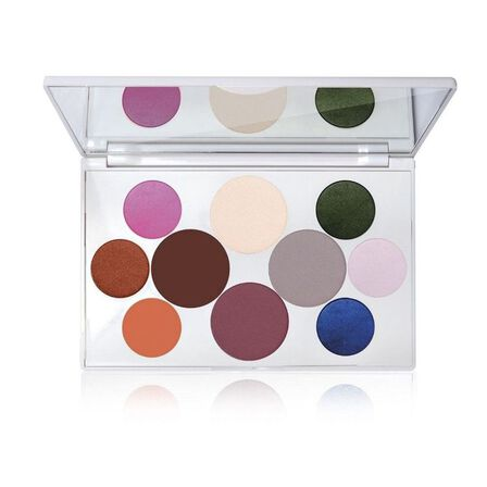 CRAYOLA - Crayola Beauty Eyeshadow Palette - Tropical