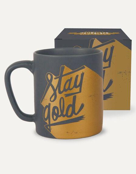 USTUDIO DESIGN LTD - Ustudio Stay Gold Type Club Mug