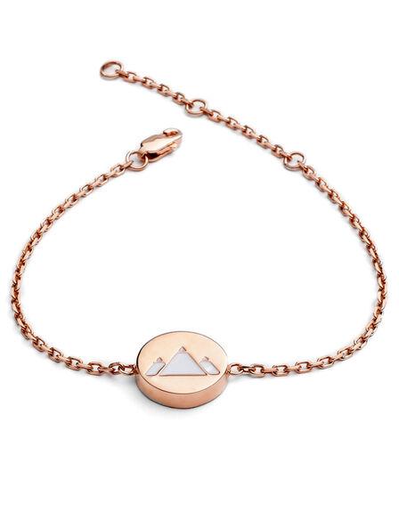 CHAVIN - Chavin Rose Gold Earth Bracelet