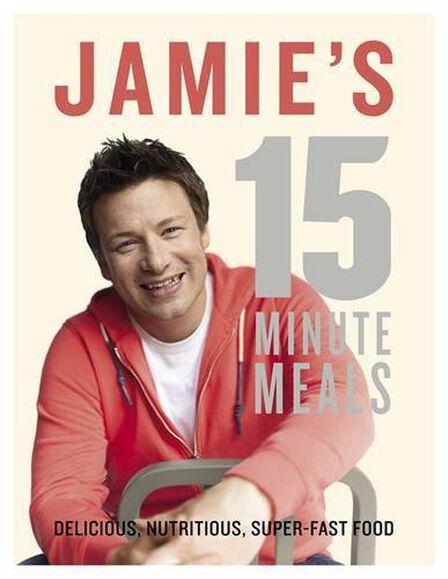 PENGUIN BOOKS UK - Jamie's 15-Minute Meals