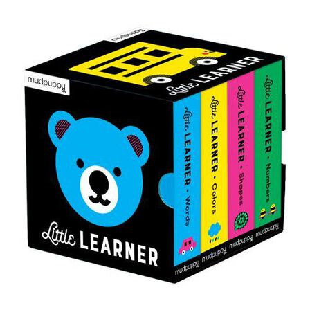 CHRONICLE BOOKS LLC USA - Little Learner Board Book Set