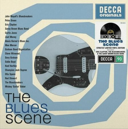 UNIVERSAL MUSIC - The Blues Scene Limited Edition (2 Discs) | Various Artists
