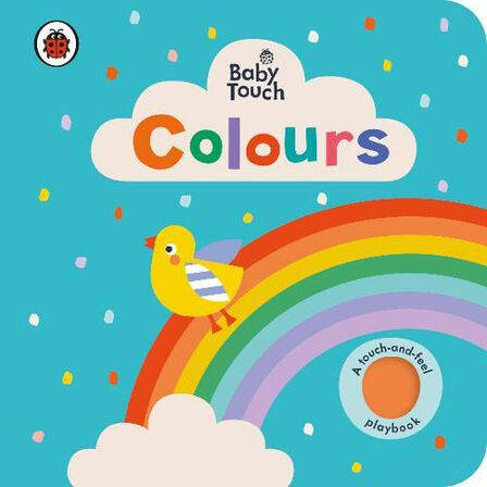 PENGUIN BOOKS UK - Baby Touch Colours