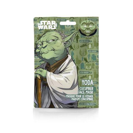 MAD BEAUTY - Mad Beauty Star Wars Yoda Face Mask
