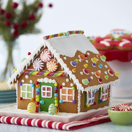 WILTON BRANDS INC. - Wilton Gingerbread House Kit