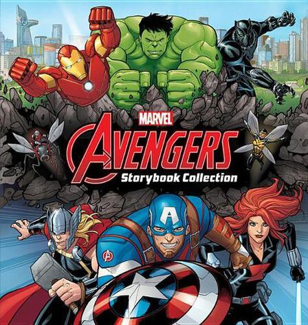 MARVEL COMICS - Avengers Storybook Collection