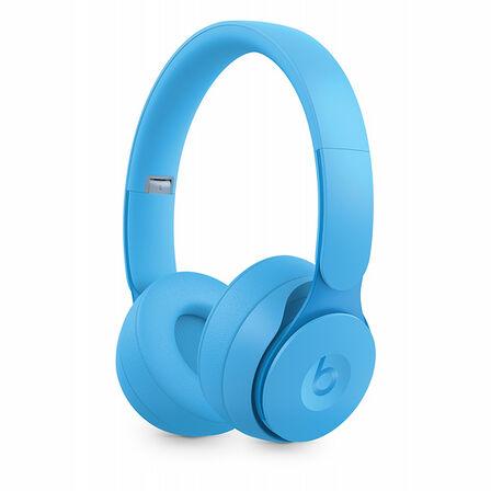 BEATS BY DR. DRE - Beats Solo Pro Light Blue Wireless Noise-Cancelling On-Ear Headphones