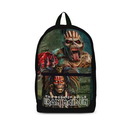 ROCKSAX - Iron Maiden Book of Souls Classic Backpack