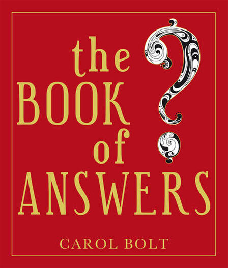 TRANSWORLD PUBLISHERS LIMITED UK - The Book Of Answers