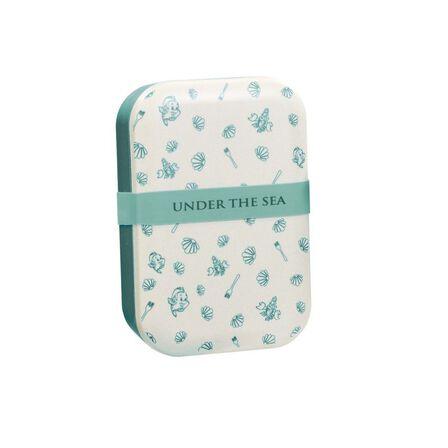 FUNKO TOYS - Funko Disney Colour Block Bamboo Lunch Box Under The Sea