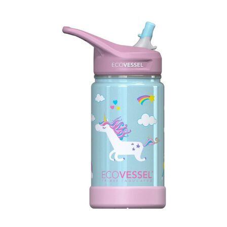 ECO VESSEL - EcoVessel Unicorn Frost Triple Insulated Water Bottle 350 ml