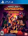 TELLTALE GAMES - Minecraft Dungeons - Hero Edition - PS4