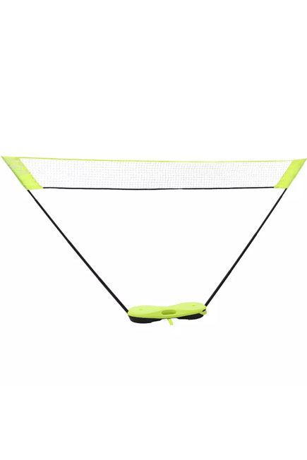 PERFLY - Badminton easy net yellow