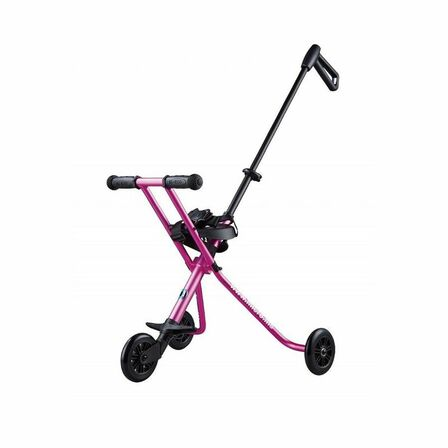 MICRO - Micro Trike Deluxe Pink Seatbelt 18+ Months