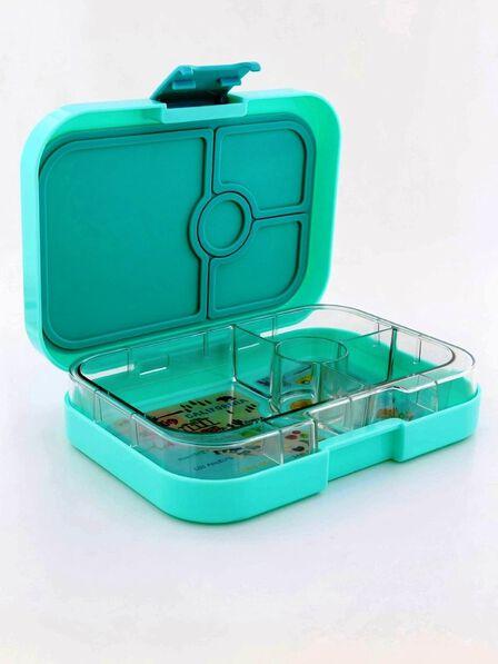 YUMBOX - Yumbox Panino Lunchbox Surf Green [4 Compartments]