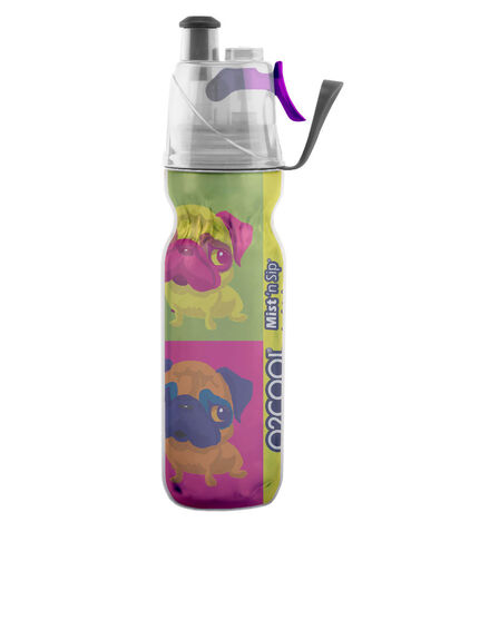 O2COOL - O2Cool Insulated ArcticSqueeze Mist 'N Sip Artist Collection No. 1 590ml Water Bottle