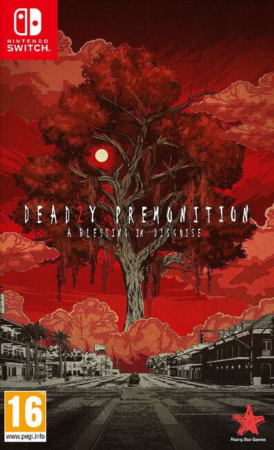 RISING STAR GAMES - Deadly Premonition 2 A Blessing In Disguise - Nintendo Switch