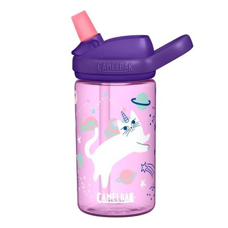 CAMELBAK - Camelbak Eddy+Kids 14Oz Le Kosmic Kitties Water Bottle
