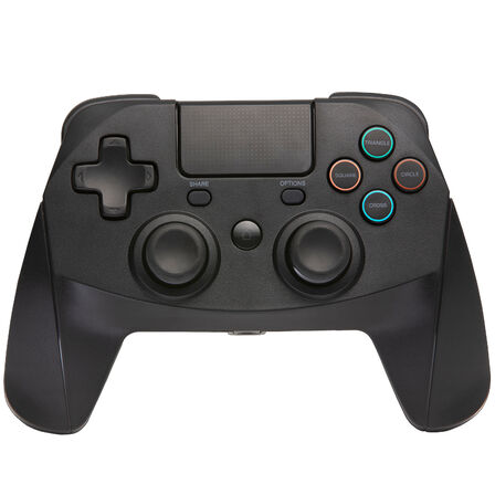 SNAKEBYTE - Snakebyte Game Pad 4 S Black Wireless Controller for PS4