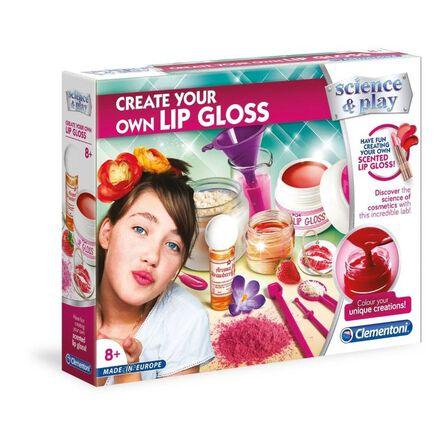 CLEMENTONI - Clementoni Create Your Own Lip Gloss