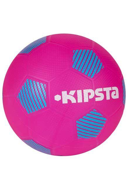 KIPSTA - Sunny 300 football size 5 - pink/blue