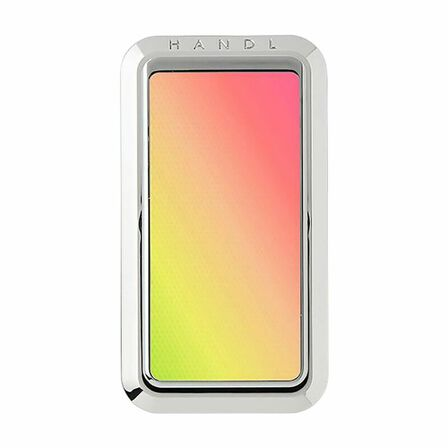 HANDL NEW YORK - Handl New York Iridescent Grip & Stand Red/Yellow for Smartphones