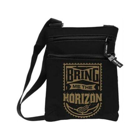 ROCKSAX - Bring me the Horizon Gold Body Bag