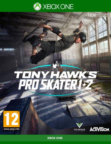 ACTIVISION - Tony Hawk's Pro Skater 1 + 2 - Xbox One