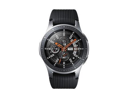 SAMSUNG - Samsung R810 Galaxy Smartwatch Silver