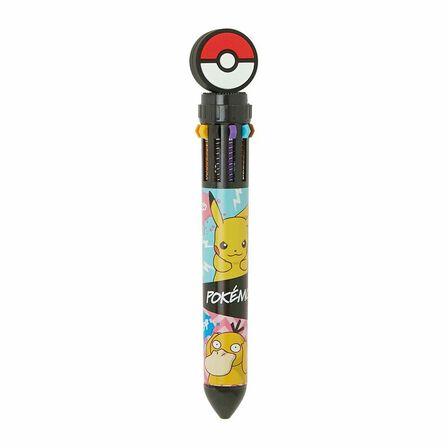 BLUEPRINT COLLECTIONS - Blueprint Collections Pokemon Graffiti 10 Colour Pen