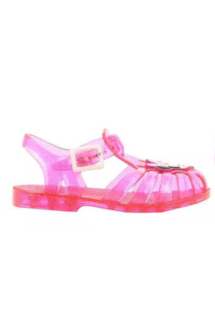 Minnie Mouse - Pink Cage Sandals, Kids Girl