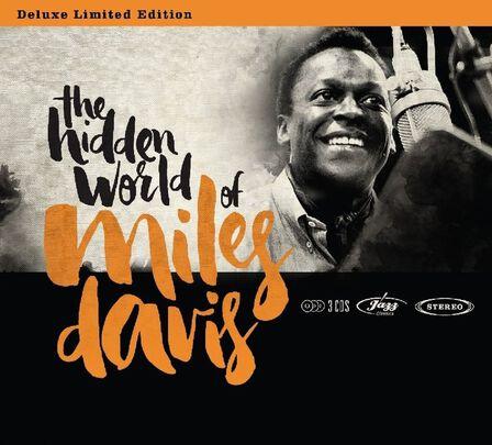 MUSIC BROKERS - Hidden World of Miles Davis (3 Discs)   Miles Davis