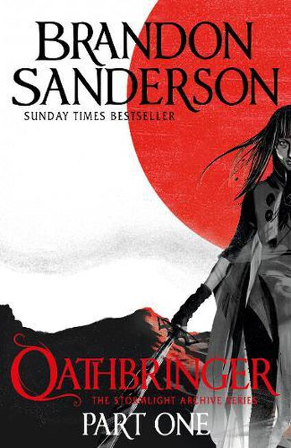 ORION UK - Oathbringer Part One The Stormlight Archive Book Three