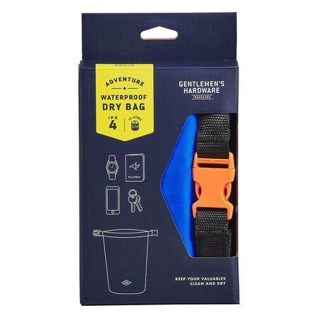 GENTLEMEN'S HARDWARE - Gentlemen's Hardware Waterproof Dry Bag 10L